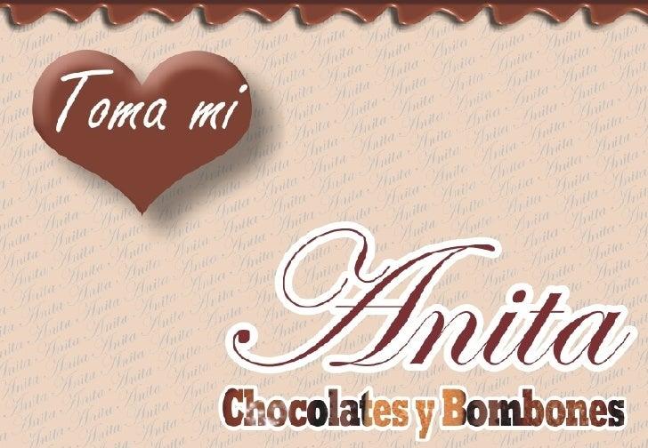 Chocolates Anita 2