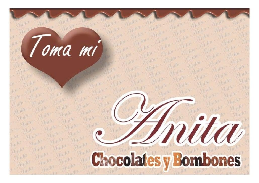 Chocolates Anita 3