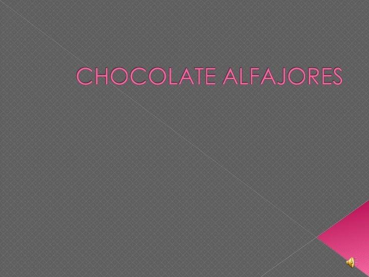 Chocolate`S Alfajores