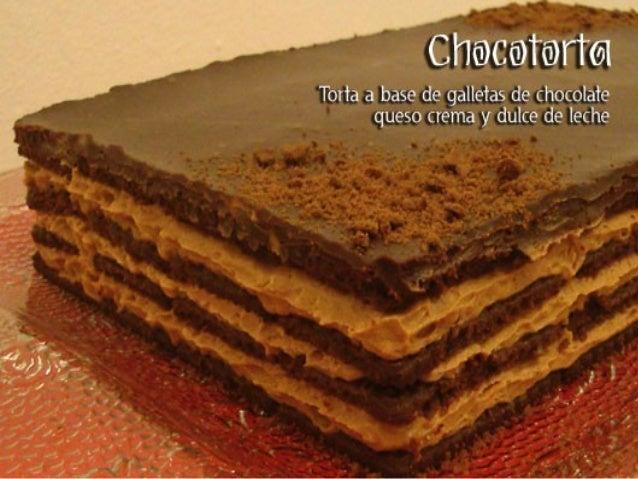 """Du kann ein """"chocotorta"""" kaufen aber es ist sehr einfach zu backen. Und auch es ist billiger selber es machen!"""