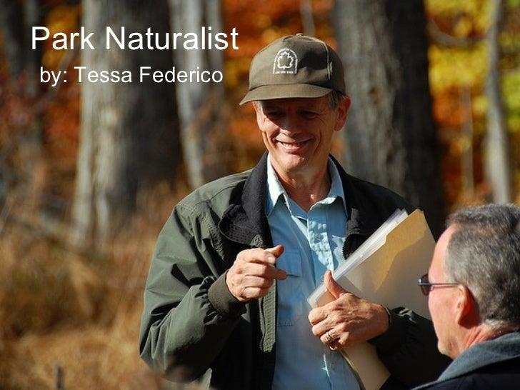 Park Naturalistby: Tessa Federico