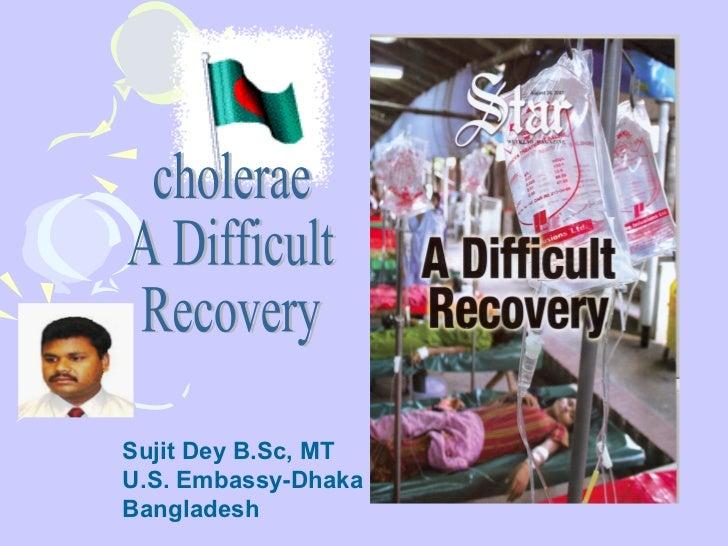 Cholera & bangladesh