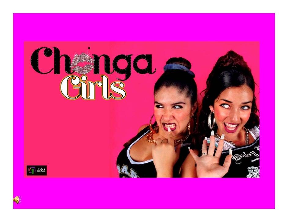 Chonga Girls Jan 2009
