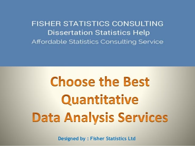 Thesis analysis interpretation data