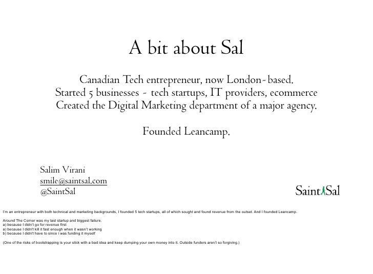 Choose your business model   capital enterprise