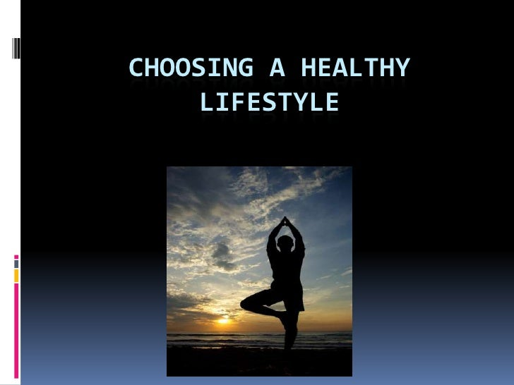Healthy Lifestyles- Stages of Change