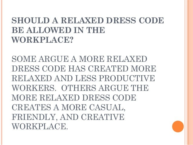 Help with School Dress Code persuasive essay?
