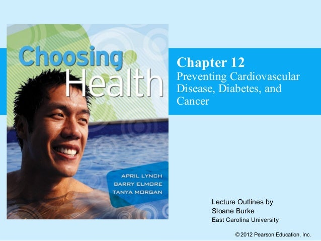 Choosing health chapter 12