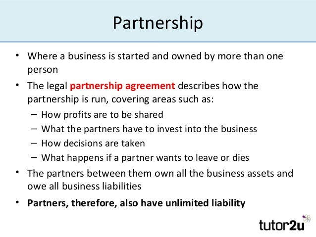 legal structure of business organisations The legal structure of your business determines a lot about how your company operates and is taxed here's how to choose the entity that's best for you.