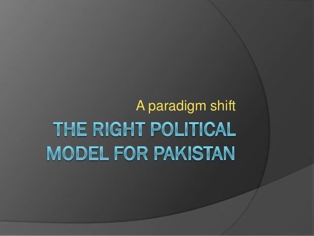 political instability in pakistan essay