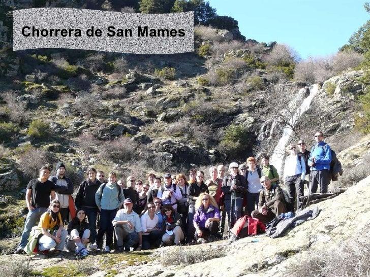Chorrera de San Mames Chorrera de San Mames