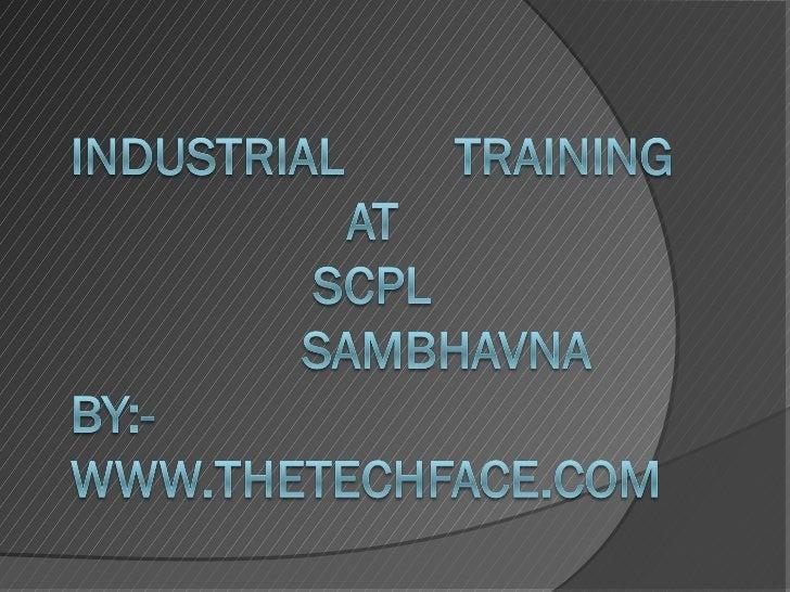 ppt on training civil report on shuttering
