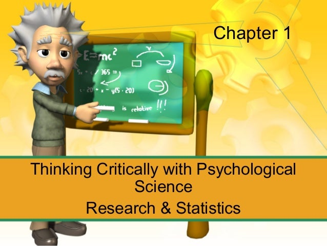 research methods thinking critically with psychological science answers