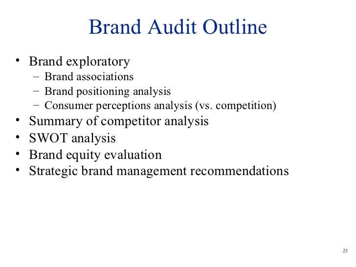 nike strategic audit