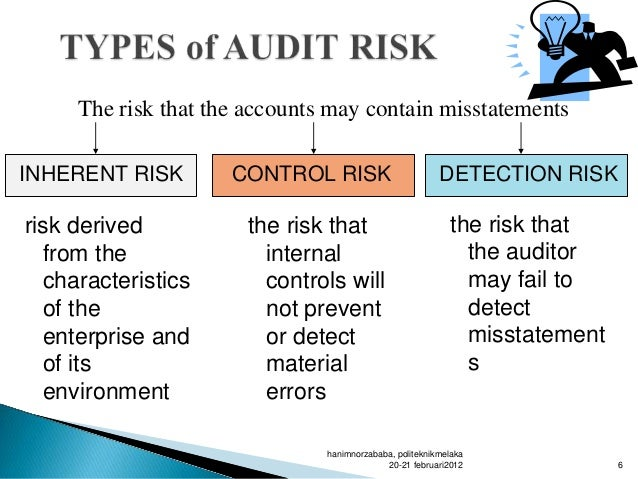 chapter 3 risk assessment and materiality answers Study 13 chapter 3 t/f flashcards from chris n on studyblue if the internal audit function is competent and objective, the auditor may generally rely on the work of an internal audit function in certain areas to reduce the amount of external audit work in these areas.