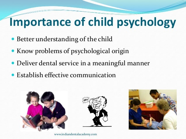 Child development psychology essay