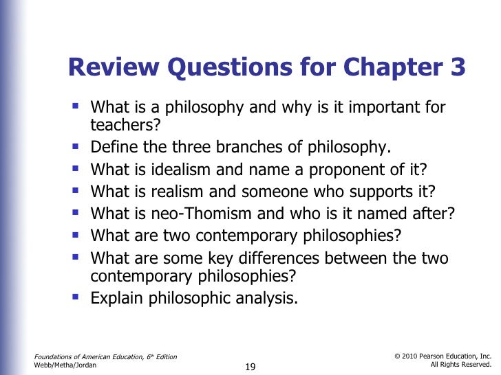 Please explain me what is philosophy?