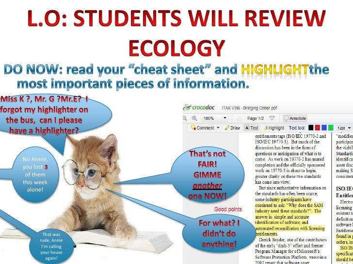 Chpt6 ecology