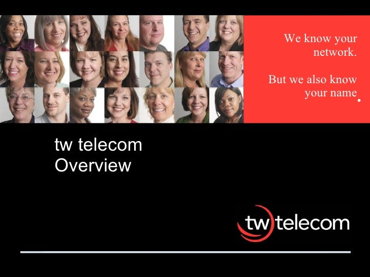 tw telecom  Overview