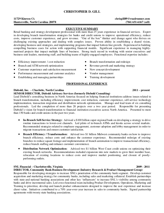assistant credit manager resume job description