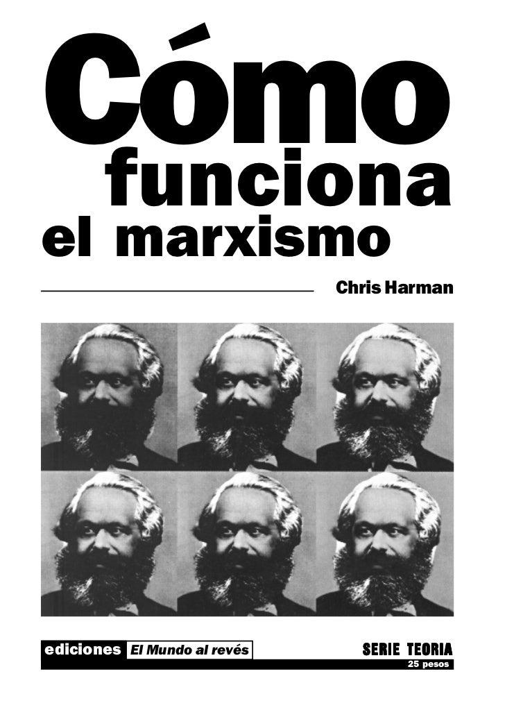 Chris Harman:Cómo funciona el marxismo (1979)