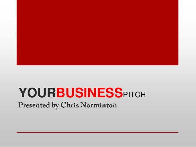 YOURBUSINESSPITCH