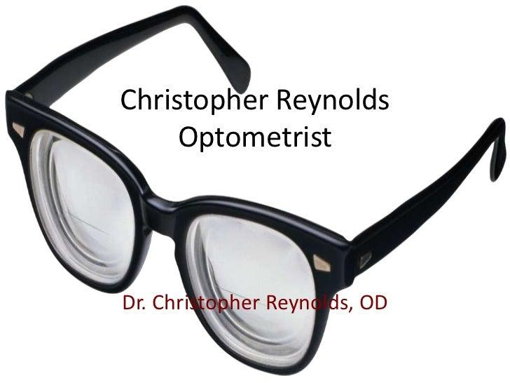 Christopher Reynolds OD