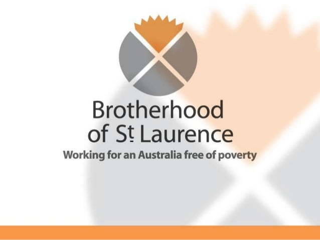 Melbourne social media forum - Brotherhood of St Laurence