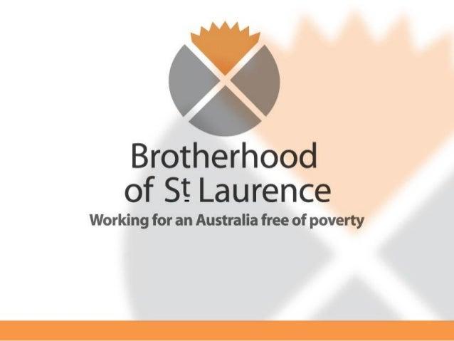Melbourne social media forum - Brotherhood of St Laurence