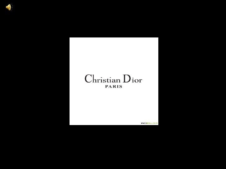 Christian Dior Powerpoint
