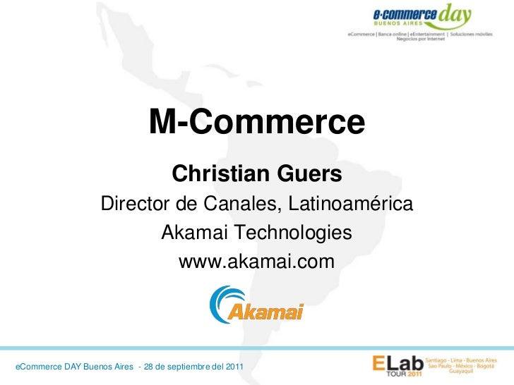 Christian guers   akamai - ecommerce day