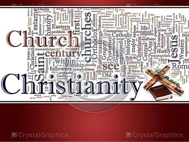 Background  Christians share a belief in one God who created the world and in the human form of God in Jesus Christ (the ...