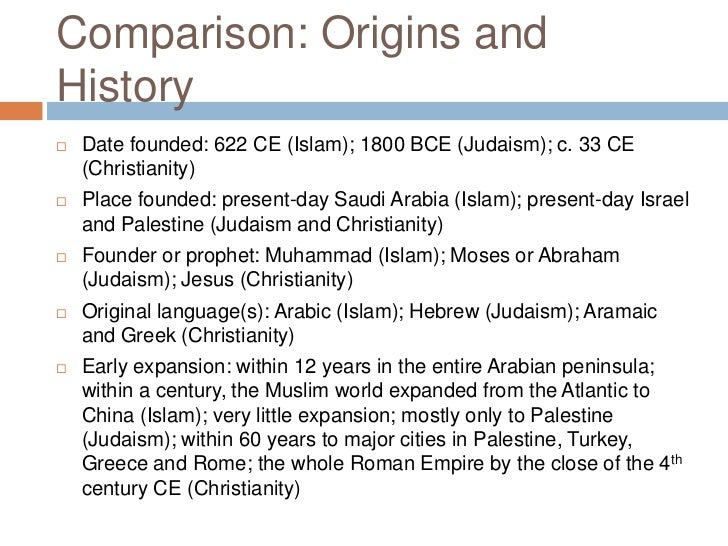 compare and contrast essay on christianity and judaism What's the difference between christianity and judaism christianity and judaism are two abrahamic religions that have similar origins but have varying beliefs.