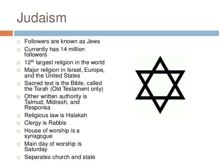 christianity judaism comparison essay