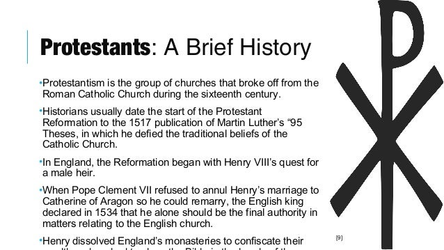 a history of the reformation of the catholic church in the 16th century The protestant reformation was a 16th century movement that altered the course of european and world history in a number of different ways this movement led to the.