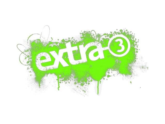 Geschichte von extra 3 • extra 3 ist ein politisches Satiremagazin • Gegründet 1976 • Am 09.10.2014 erstmals im Ersten
