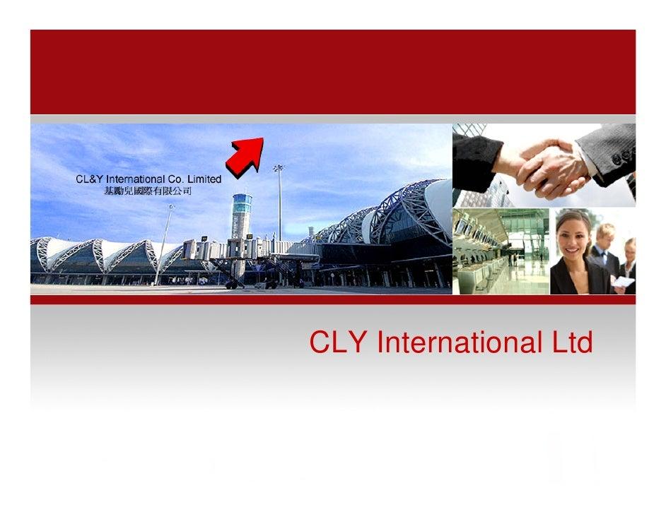 CLY International Ltd