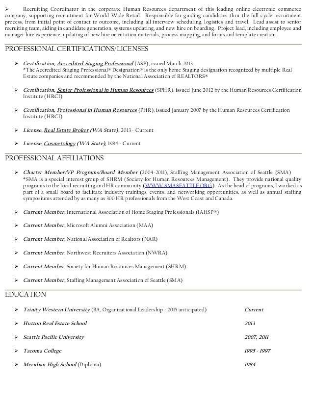 resume recruitment recruitment consultant resume samples resume ...