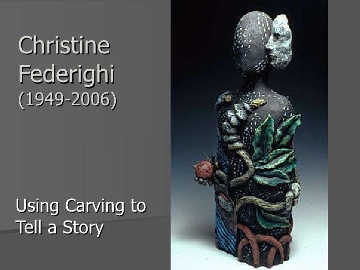 Christine Federighi New