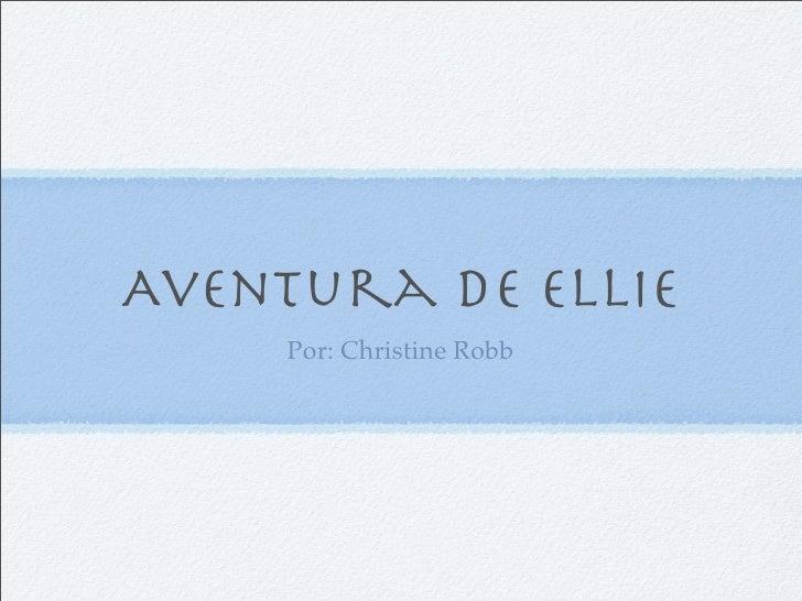 Christine  Robb