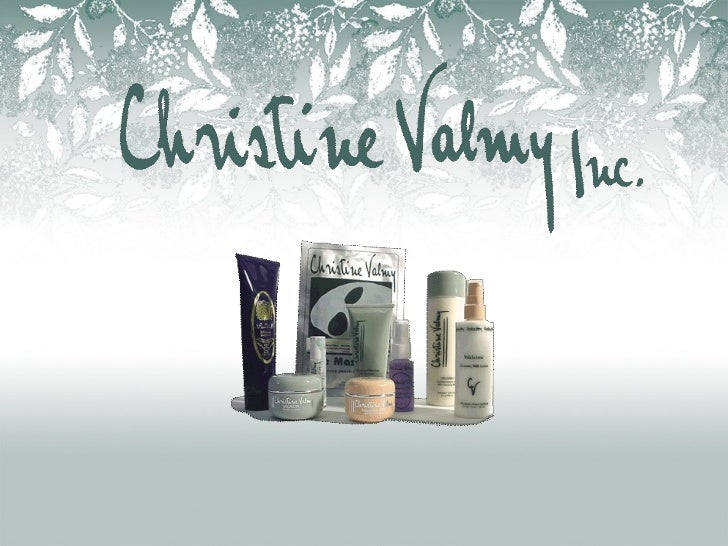 Christine Valmy International School of Skin Care, Esthetics and Cosmetology