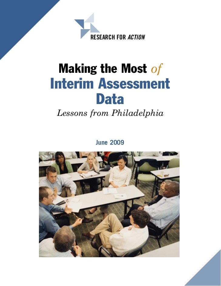 Christman j making_the_most_of_interim_assessment_data