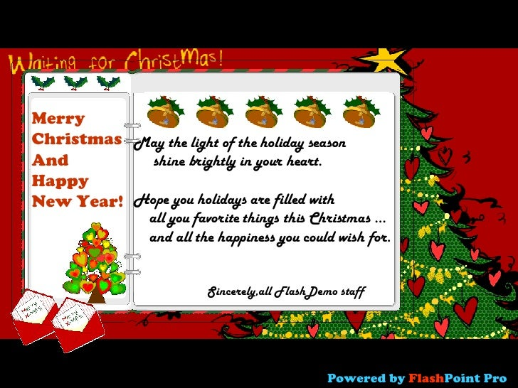 May the light of the holiday season shine brightly in your heart. Hope you holidays are filled with  all you favorite thin...
