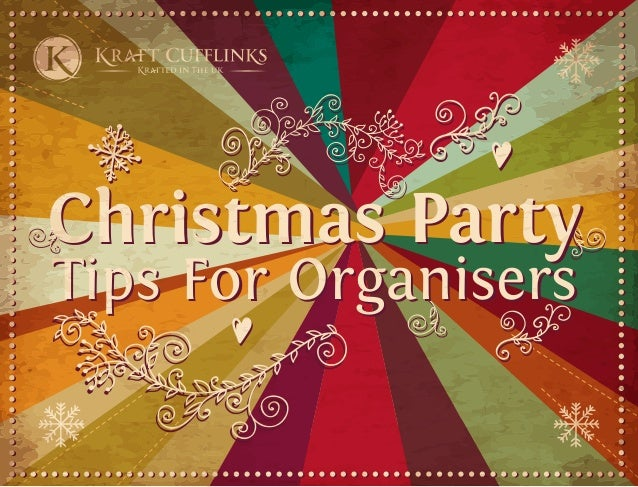 Reward Your Staff: How to Have a Christmas Party That Goes With a Ban…