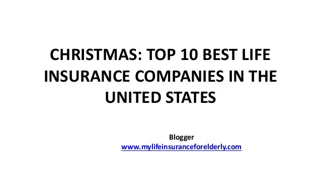 Top 10 Insurance Companies. | tinadh.com