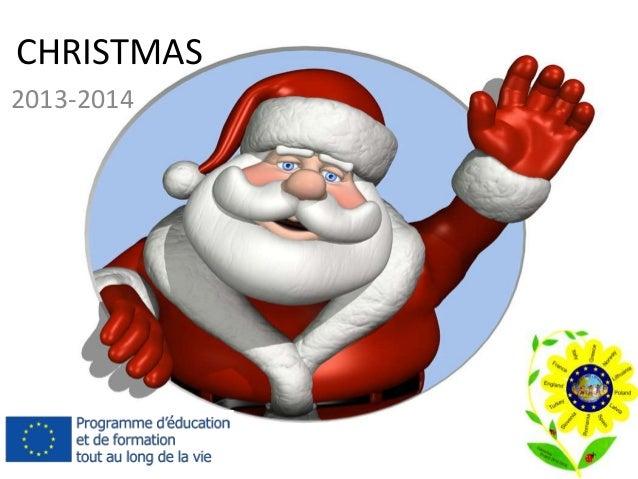 CHRISTMAS 2013-2014