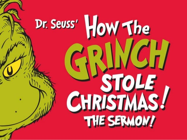 Christmas at the Grinch Home
