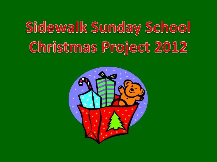 Sidewalk children - 2011
