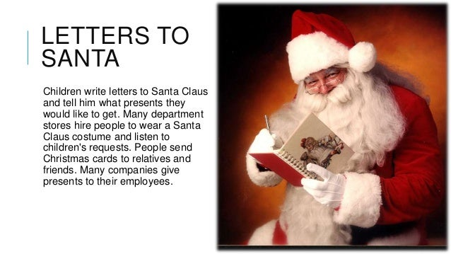 5 Likes And Ill Write A Letter To Santa Claus