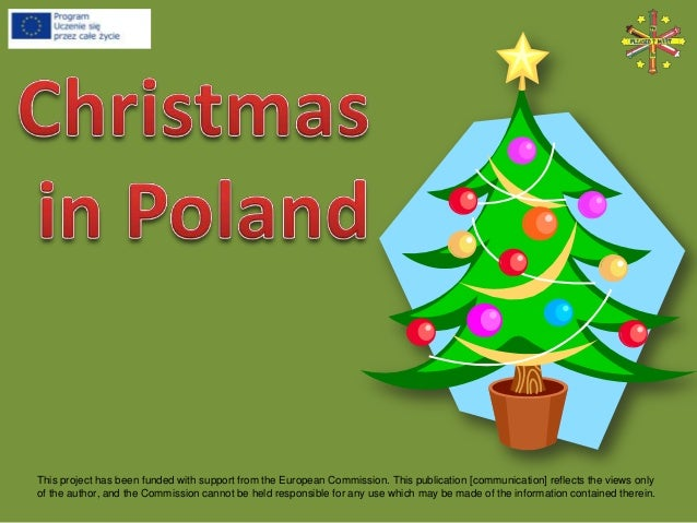 Christmas in Poland 1
